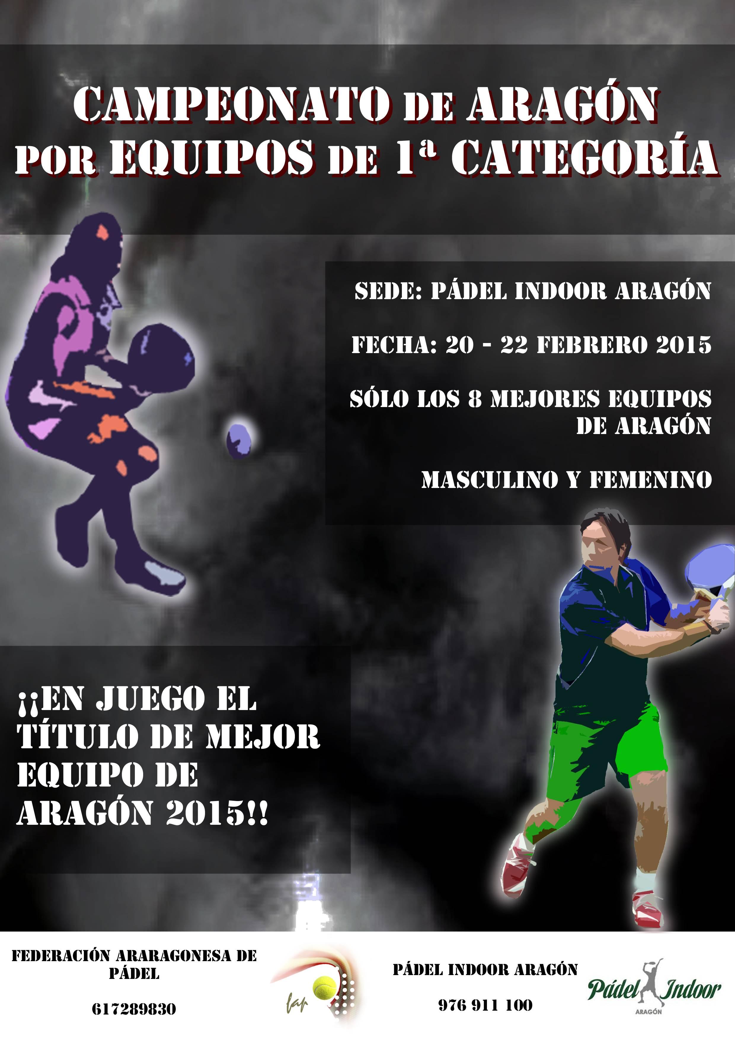 Campeonato de Aragón por equipos de 1ª Categoría